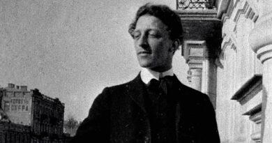 Oito poemas de Aleksandr Blok