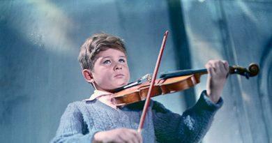 O olhar da infância: O Rolo Compressor e o Violinista