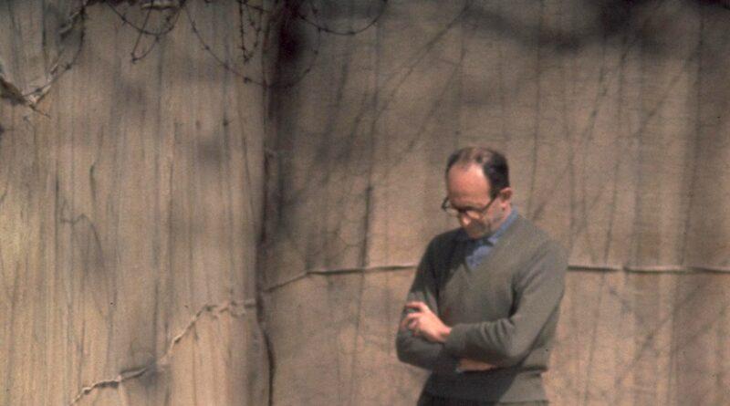 O Eichmann de Hannah Arendt