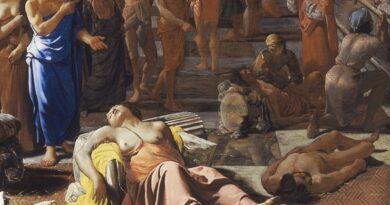 A peste em Tucídides e dois antecedentes poéticos