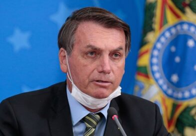 O conceito de ironia, constantemente referido a Bolsonaro