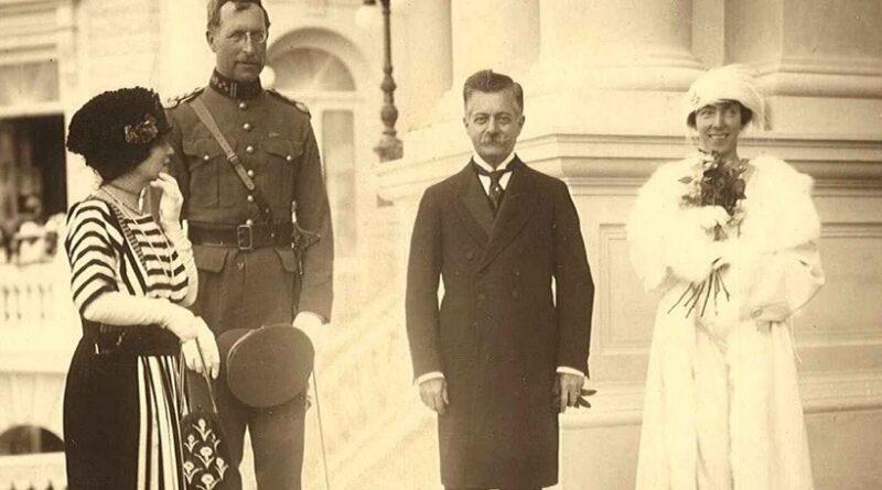 Quando o Rei Soldado encontrou o Soldado da Lei: O Estado de Direito e os 100 anos da visita dos reis belgas ao Brasil