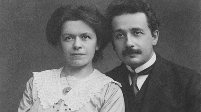 Einstein, Mileva e Helene Savic