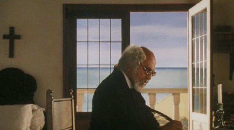 Mar, corpo e vento. Padre Vieira, por Manoel de Oliveira
