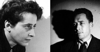 """Arendt e """"o melhor homem na França"""""""