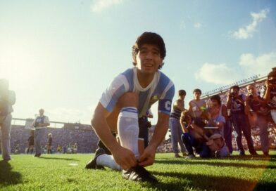 Maradona: con la mano de Dios