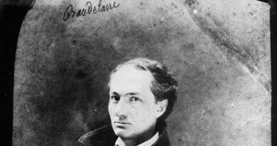 O spleen de Paris, de Charles Baudelaire