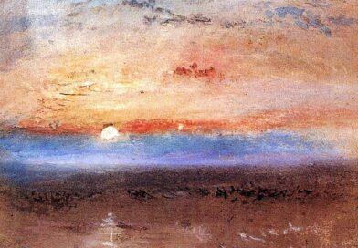 A luz como metáfora da natureza metafísica principal do tempo passado