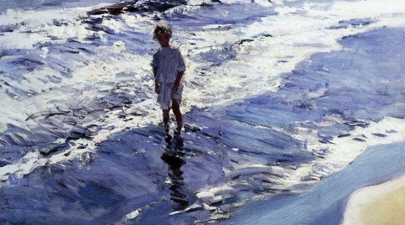 Praia dos Ossos, por Lawrence Flores Pereira