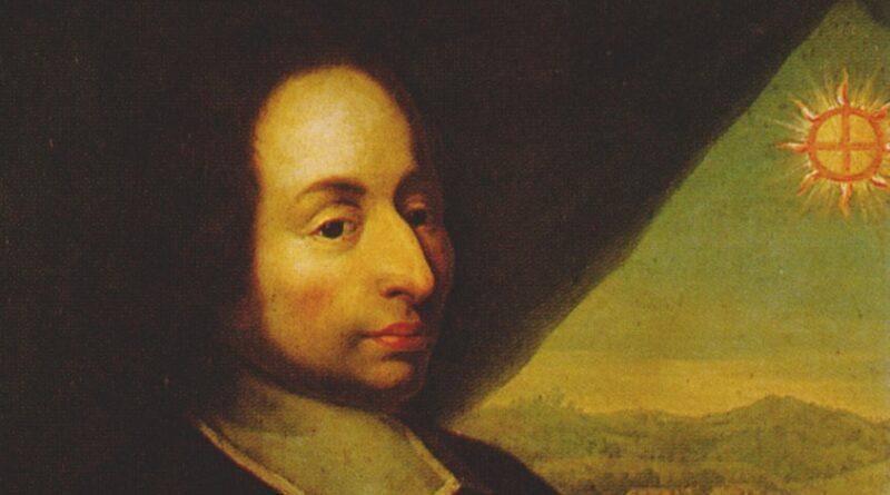 A desproporção do homem, por Blaise Pascal