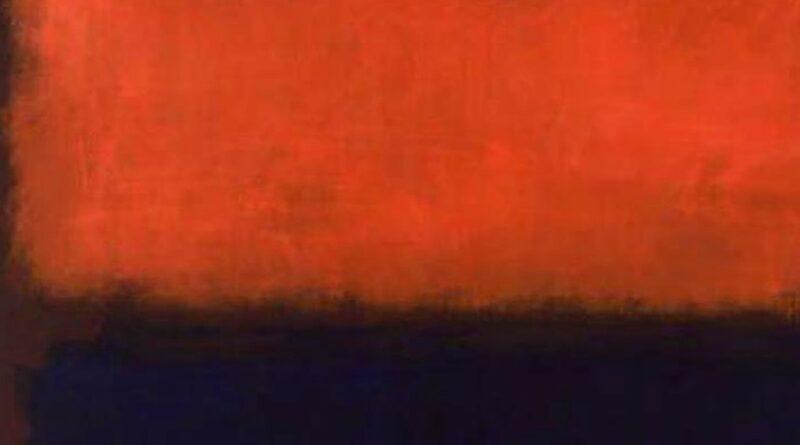 """""""Mark Rothko: Pintar a Tragédia Humana"""", com Eduardo Wolf"""