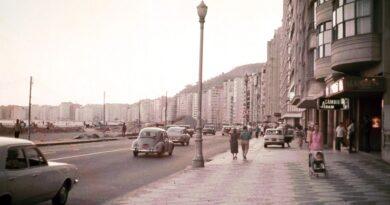 Joseph Brodsky no Corcovado