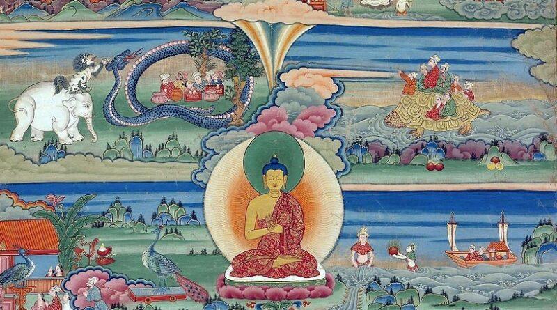 "Upāya – um ""meio habilidoso"" pacífico?"