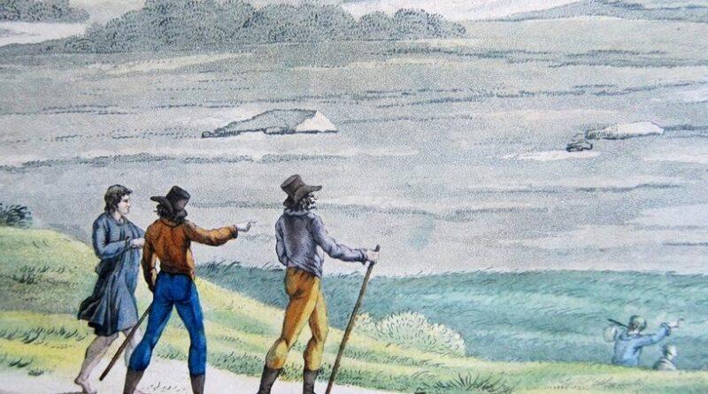 Viajantes alemães no Brasil durante o século XIX