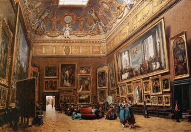 O sonho do Louvre
