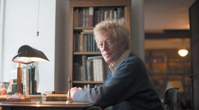 Duas entrevistas de Sir Roger Scruton